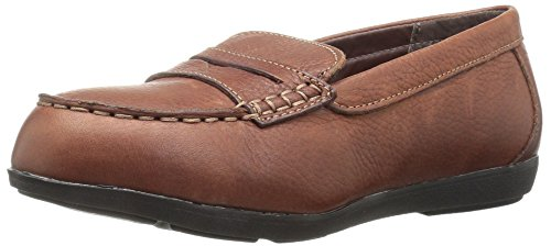 Rockport Work Topshore RK601 Industrial and Construction Shoe, Brown, 8.5 M - Rockport Brown