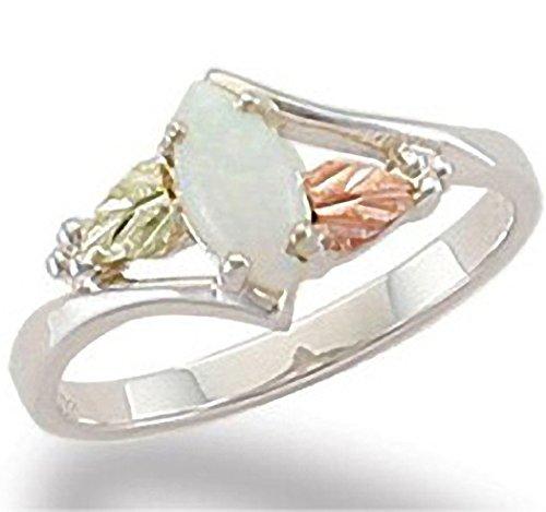 Black Hills Gold Opal Ring - 1