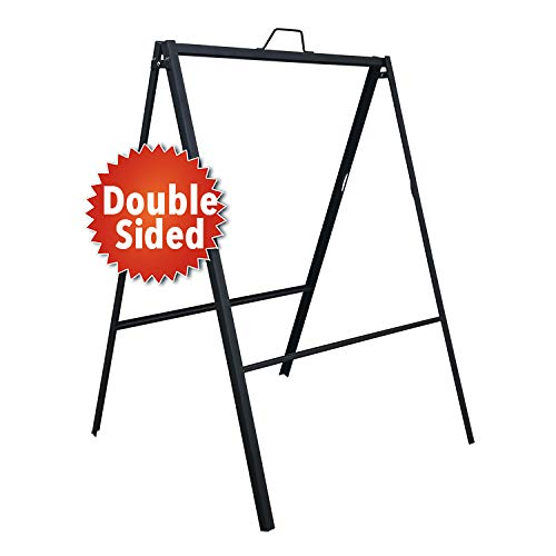 Double Sided Outdoor Led Sign - LED-Factory - Double Sided A-Frame Sidewalk Sign - for 24
