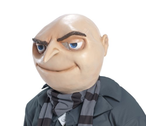 Despicable Me 2 Gru Mask