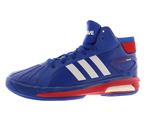 Adidas Futurestar Boost Smith Basketball Chaussures Pour Hommes Taille Royal Blue / White / Scarlet