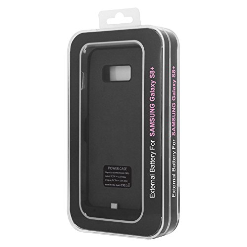 Cellet 6500mAh Rechargeable External power situation for Samsung Galaxy S8 Plus by usually means of  improve cost Compatibility Extra USB Port to cost a second device Iphone7 samsung galaxy S7 Nokia8 Google Pixel External Battery Packs