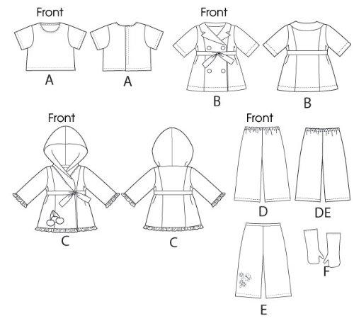 Schnittmuster kleid puppe kostenlos – Stylischer Kleider