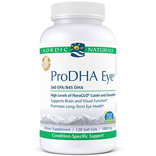 Nordic Naturals Prodha Eye Soft Gels, 120 Count from Nordic Naturals