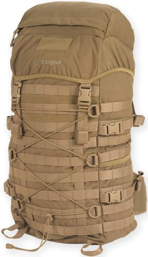 Snugpak Endurance 40 Backpack, Coyote -