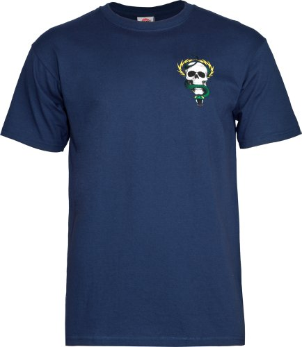 Skull And Azul Snake Maikeer T shirt Mcgill 0awHnC