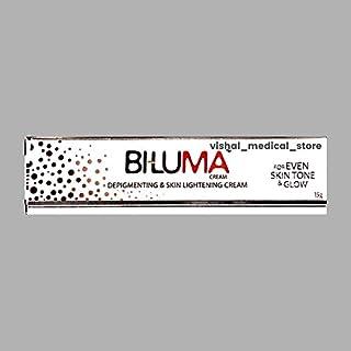 Biluma Depigmenting & Skin Lightning Cream - For Even Skin Tone & Glow