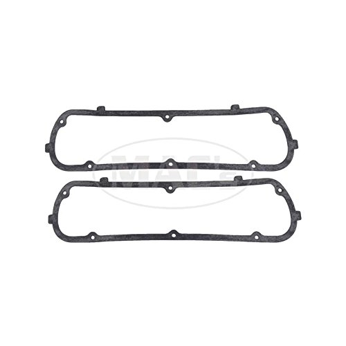 MACs Auto Parts 44-42145 - Mustang Rubber Valve Cover Gasket Set, 260/289/302/351W V8 Except Boss