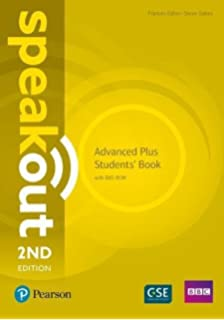 Speakout advanced plus 2nd edition workbook with key amazon speakout advanced plus 2nd edition students book and dvd rom pack fandeluxe Choice Image