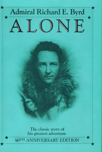 Alone: The Classic Polar Adventure by Brand: Island Press