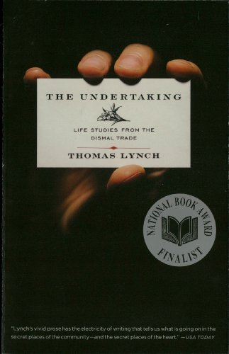 The Undertaking: Life Studies from the Dismal Trade cover