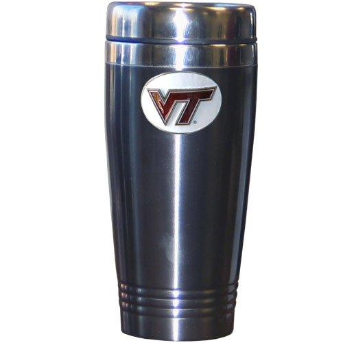 NCAA Virginia Tech Hokies Logo Travel Mug
