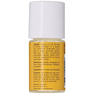 JASON Vitamin E 32,000 IU Extra Strength Targeted Solution Oil, 1 Ounce