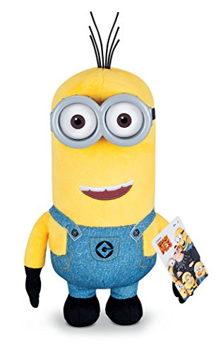 Despicable Me Huggable Plush Minion Tim Toy Figure]()