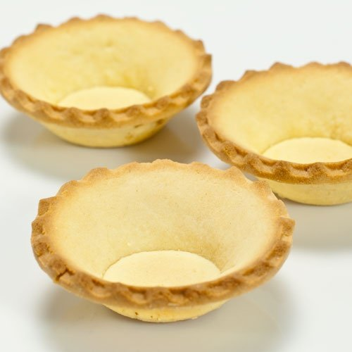 Round Tart Shells - 2.5 Inch, Sweet - 1 box - 210 count