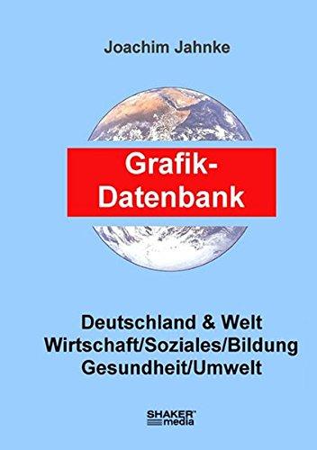 Grafik-Datenbank: Deutschland & Welt - Wirtschaft/Soziales/Bildung/Gesundheit/Umwelt
