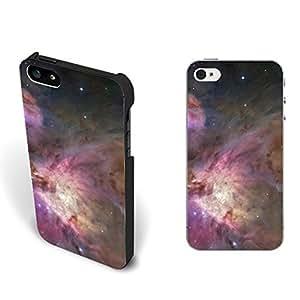 Cool Phone Case Pretty Galaxy Nebula Space Series Designer Iphone 5 5s Case Cover Personalized Back Case Skin (glitter purple nebula)