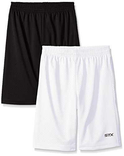 stx-big-boys-mesh-athletic-short-tx64-white-black-10-12