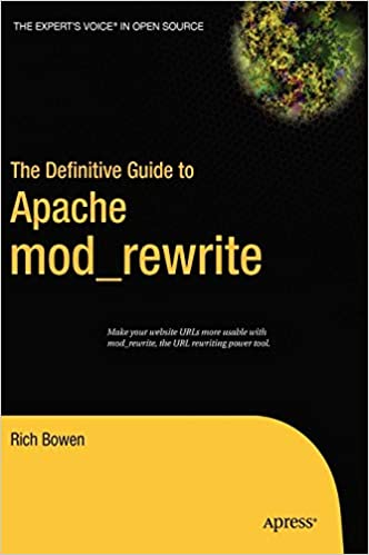 The Definitive Guide to Apache mod/_rewrite
