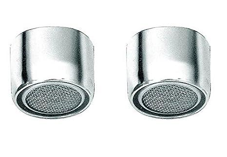 Takestop set pezzi filtri filtrini acqua aeratore rompigetto