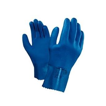 Marigold MultiPlus 27 resistentes al químico guantes, tamaño 9, 270 mm de largo,
