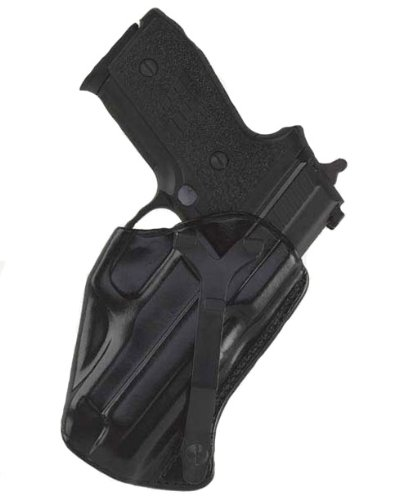 Galco Skyops Holster for 1911 3 1/2-Inch Colt, Para, Springfield (Black, Ambi)