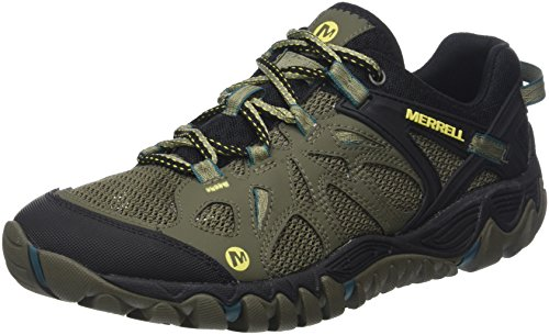 Merrell Mens All Out Blaze Aero Sport Hiking Water Shoe Dusty Olive GdRsg20H