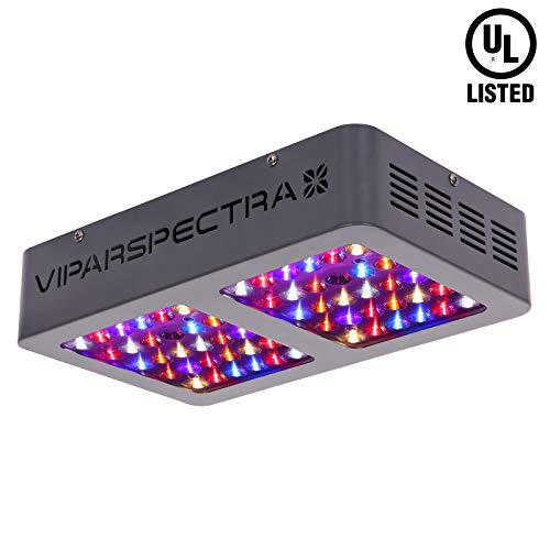 VIPARSPECTRA UL Certified 300W LED Grow Light, with Daisy Chain, Full Spectrum Plant...