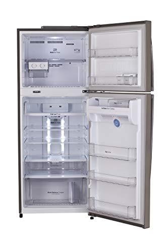 LG 420L Double Door Refrigerator