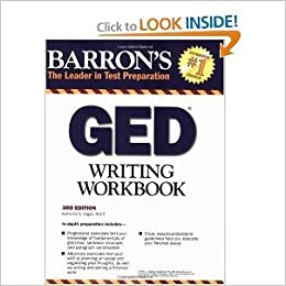 Barrons GEDWriting Workbook 3rd (Third) Edition byHogan
