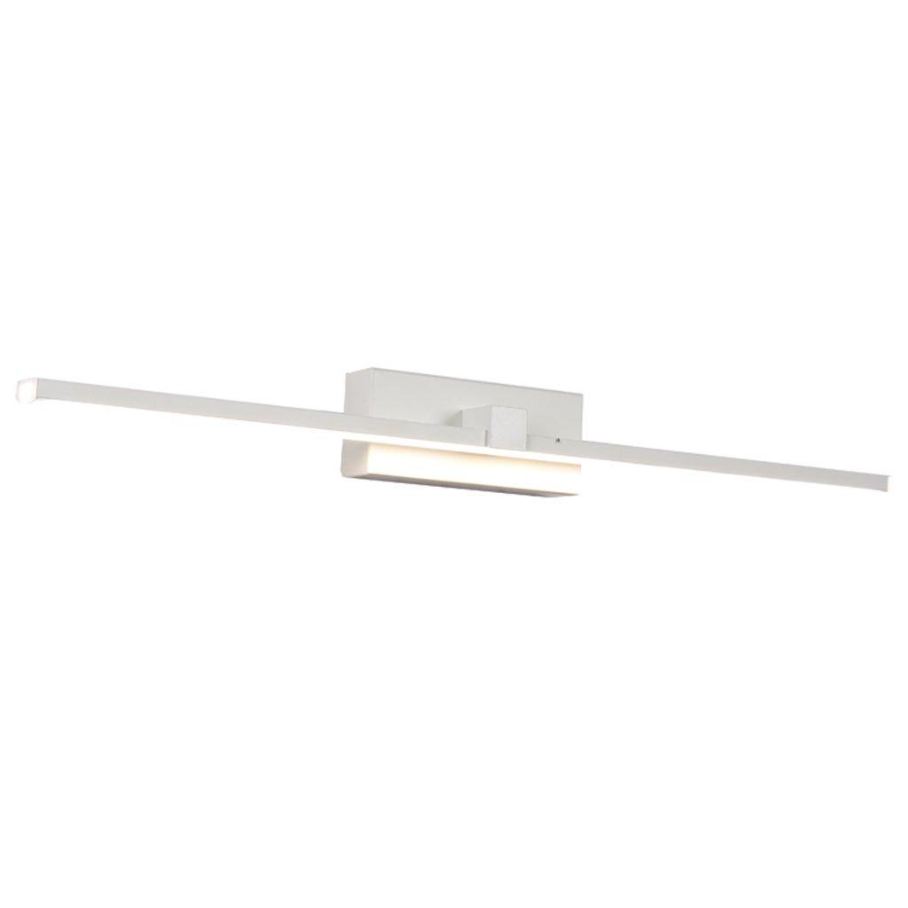 & Spiegellampen LED dekorative Spiegelleuchten, Make-up Badezimmer Cabinet Lights Wandleuchte Badezimmerbeleuchtung (Farbe   Warmes Licht-14W 70cm)