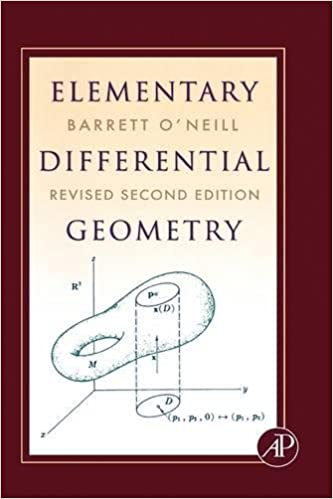elementary differential geometry revised 2nd edition second