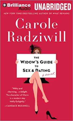 The widow guide to sex and dating tv show