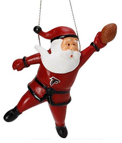 Atlanta Falcons Action Santa