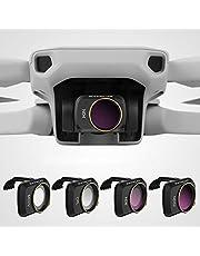 Hensych Camera Lens Filter voor Mavic Mini/Mavic Mini 2/Mini SE Drone,MCUV CPL ND NDPL Filter Hoge Transmittance Geïntegreerd Modeling Frame(MCUV+CPL+ND4+ND8)