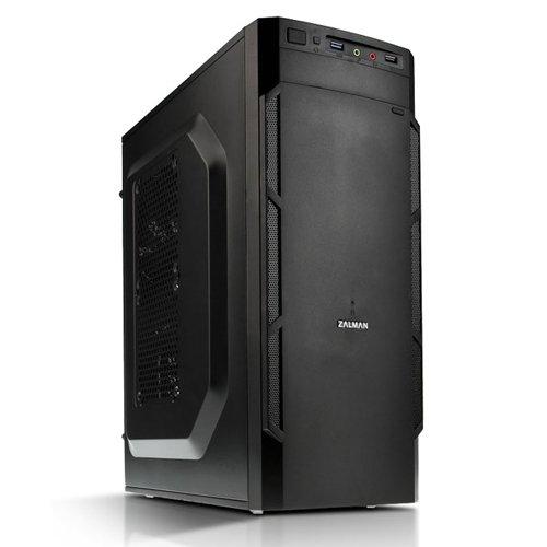 24 opinioni per Zalman T1 PLUS Case Mini Tower, Nero