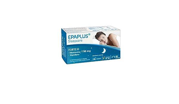 FORTE PHARMA MELATONINA FORTE EPAPLUS 1.98MG 60 CAPSULAS: Amazon.es: Salud y cuidado personal
