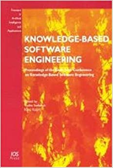 Knowledge-Based Software Engineering (Frontiers in Artificial Intelligence and Applications)