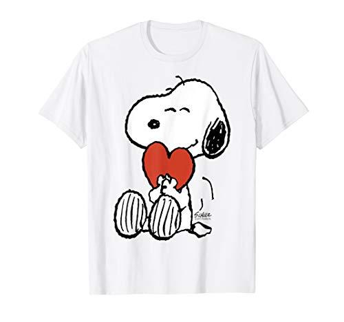 Peanuts Snoopy Heart Valentine
