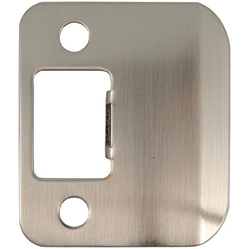 Stone Harbor Hardware 50115-15 Extended Lip Strike Plate with 1.5