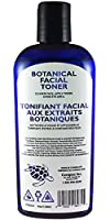 Facial Toner for Sensitive Skin, Carapex Botanical Facial Toner, Natural, Gentle Alcohol Free, Fragrance Free, Anti Aging, Firming Formula for Oily Skin, Combination Skin, Dry Skin with Aloe Vera, Cucumber Extracts, Chamomile Extract, 4 oz by Carapex