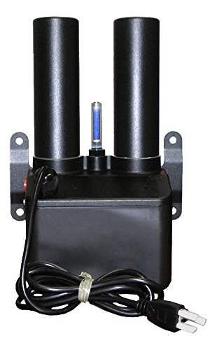 Puregas VSA1-11M; Desiccant Air Dryer; 115VAC; 2.8 SCFM Max Inlet Flow; 150 PSIG Max Pressure; -40F/C Pressure Dew Point, with Moisture Indicator