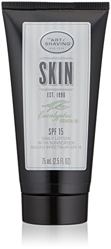 Art of Shaving Eucalyptus Spf 15 Daily Facial Moisturizer, 2