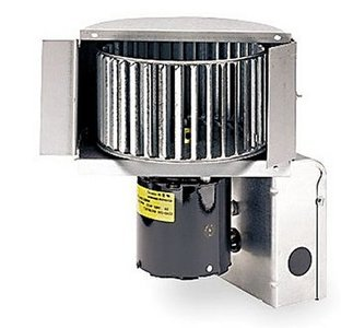 Tjernlund In-Line Centrifugal Fan Duct Booster 115 Volts # DB-2