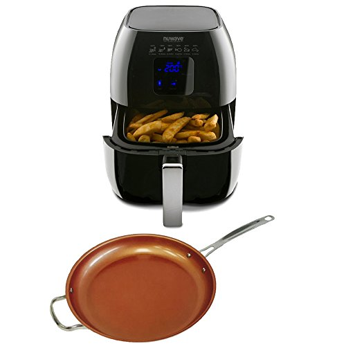 NuWave Healthy Digital Fryer Ceramic