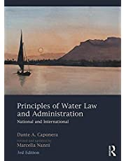 Principles of Water Law and Administration: National and International, 3rd Edition