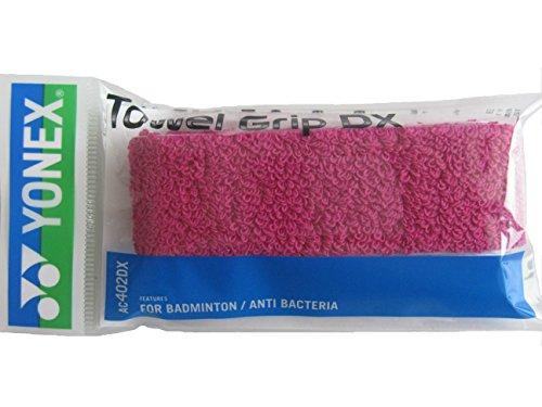 Yonex Badminton Towel Grip AC402DX Magenta