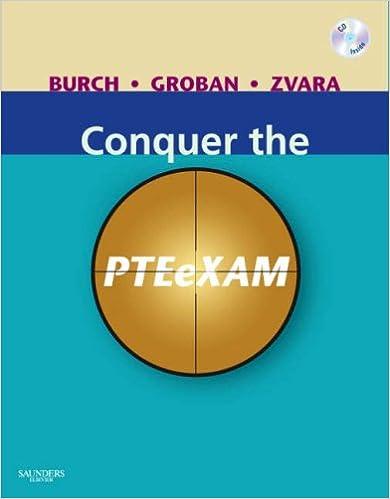 Descargar ebook file txtConquer the PTE Exam, 1e PDF FB2