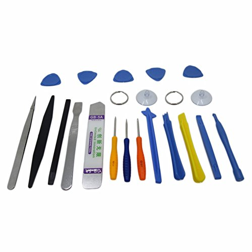 20Pcs/set Durable Smart Mobile Phones Opening Repairing Tools Cell Phone Hand Tools Set Screwdriver Set For Iphones