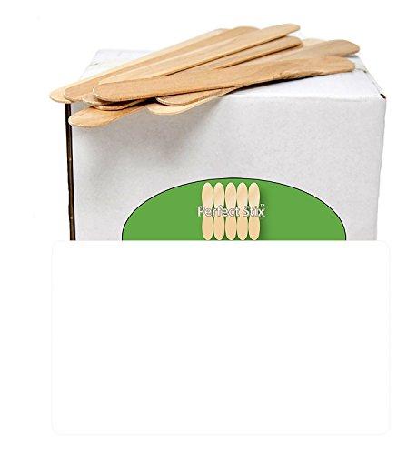 - Perfect Stix Large Waxing Applicator Sticks ( Pack of 100)